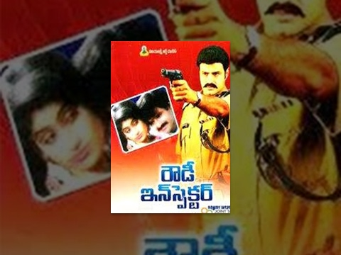 Rowdy Inspector | Full Telugu Movie | Balakrishna, Vijayashanthi