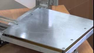 Видеоурок восстановления покрытия стола Призма