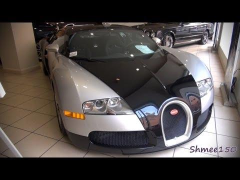 Bugatti Veyron - Manhattan Motorcars, New York