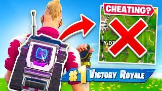 Is This *CHEATING* In Fortnite?