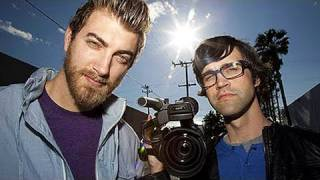 Rhett and Link Commercial Kings on Access Hollywood (7.1.11 - Day 183)