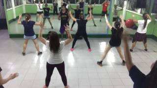 MyGym Zumba Dance Workout with Zin Michael:  Be My Lover i