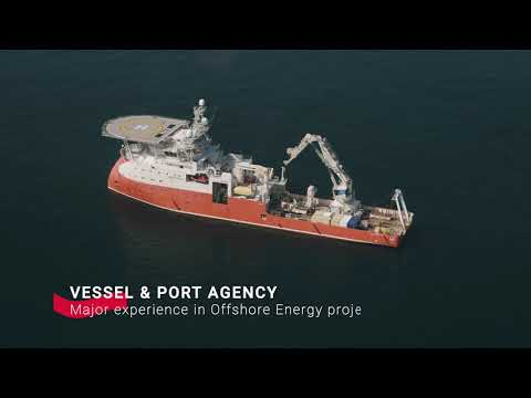 DHSS Ships Agency & Offshore Terminal operations