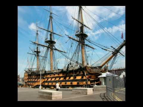 Let's go see (HMS Victory and HMS Warrior at Portsmouth)