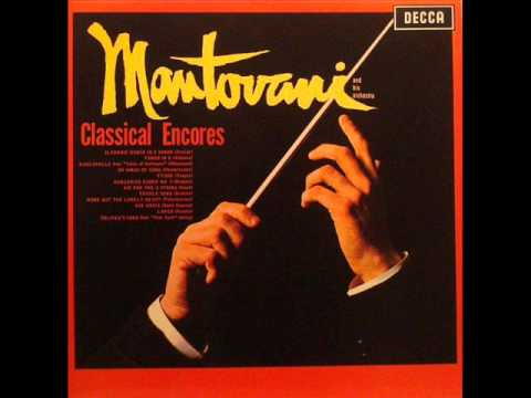 Mantovani   Chopin: Étude Op 10, No 3, in E major Tristesse