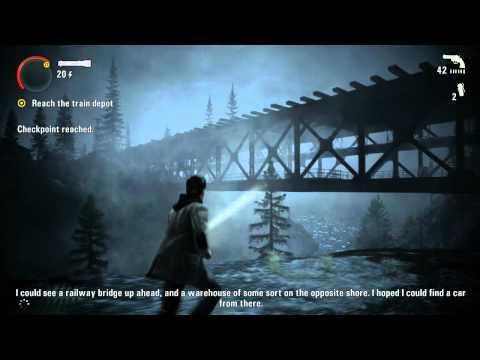 [7] Let's Play Alan Wake PC w/ GaLm
