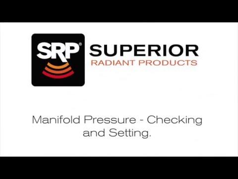 Manifold Pressure - Checking & Setting