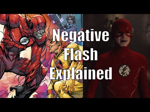 The Flash Season 6: Negative Flash Explained