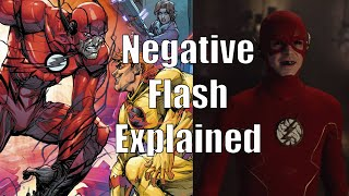 The Flash Season 6: Negative Flash Explained