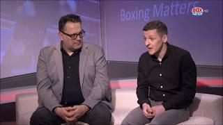 """Beterbiev and Bivol wouldn't be intimidated by Kovalev"" - John Evans"