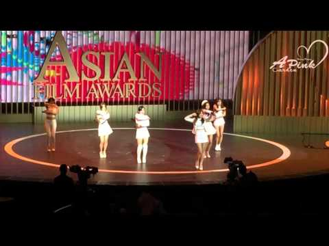 20160317 Apink@AFA The 10th Asian Film Awards - LUV