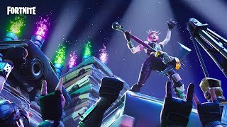 Fortnite dancing on your body