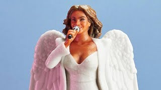 Beyonce Tree Toppers Are Here & We're OBSESSED