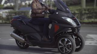 Nouveau Peugeot Metropolis RX-R (2017)