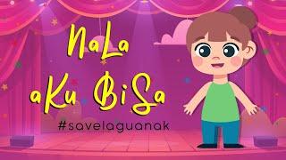 AKU BISA - NALA | OFFICIAL ANIMATION VIDEO LYRIC