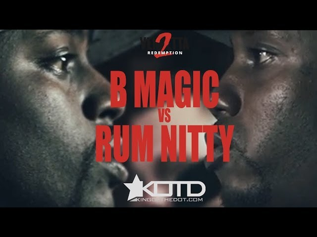 Rum Nitty vs B Magic