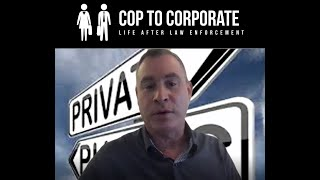 Cop to Corporate: LE Transitions Series: Interview with Brian Reich