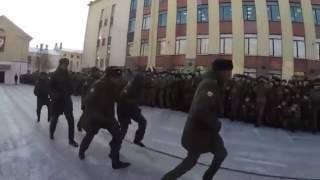 Нигерский реп в Российской Армии