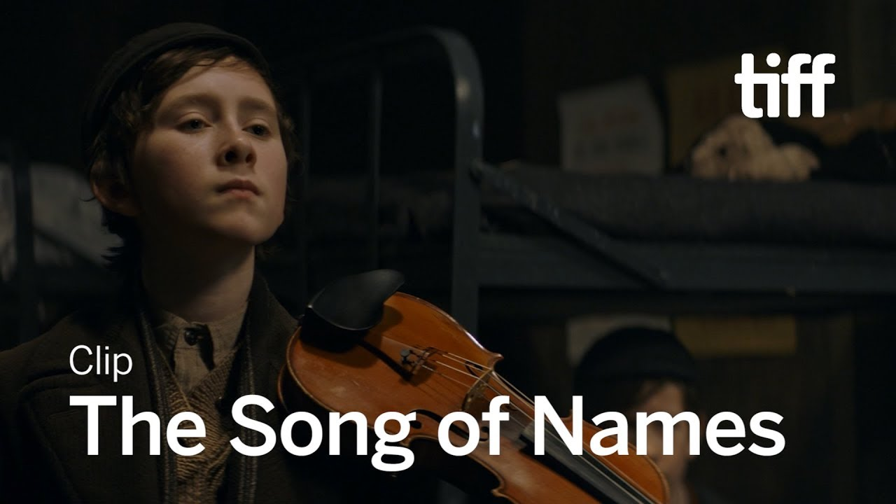 THE SONG OF NAMES Clip | TIFF 2019