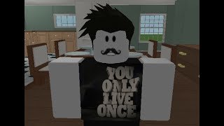 Knock Knock Who's There? - A Short Roblox Parody