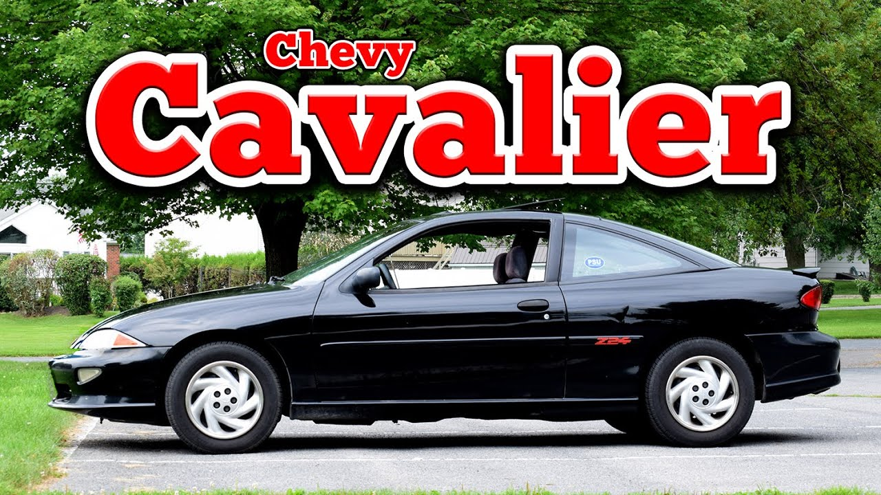 Cavalier chevy cavalier 2004 reviews : Regular Car Reviews: 1996 Chevrolet Cavalier Z24 - YouTube