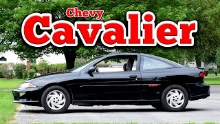 Regular Car Reviews: 1996 Chevrolet Cavalier Z24