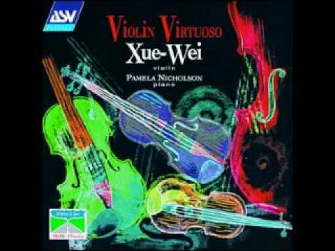 Xue-Wei plays Hora Staccato