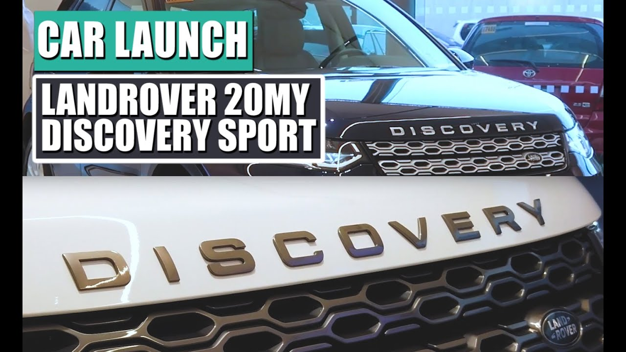 Land Rover 20MY Discovery Sport Launch
