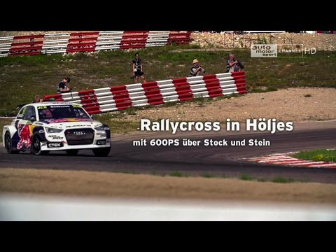 EKS in World RX: Rallycross in Höljes