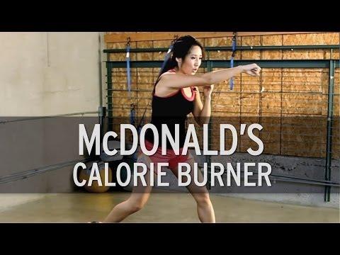 XHIT - McDonalds Calorie Burner