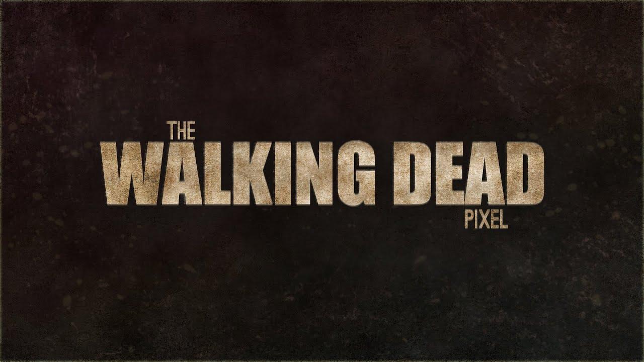 The Walking Dead Logo 2014 Fondo De Pantalla Fondos De: The Walking Dead Photoshop Tutorial