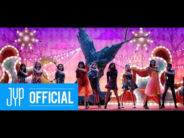TWICE YES or YES M/V
