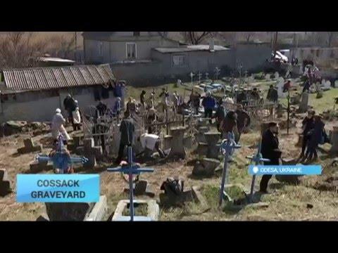 Cossak Graveyard: Cossack cemetery restored in Odesa