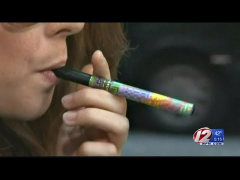 RI teens use e-cigarettes more than any other tobacco products