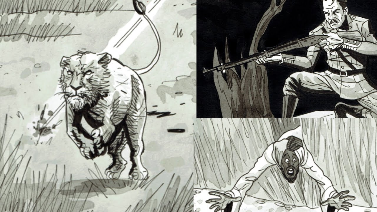 Download The FULL Story of the Man-Eating Lions of Tsavo