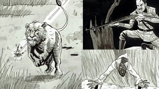 The FULL Story of the ManEating Lions of Tsavo