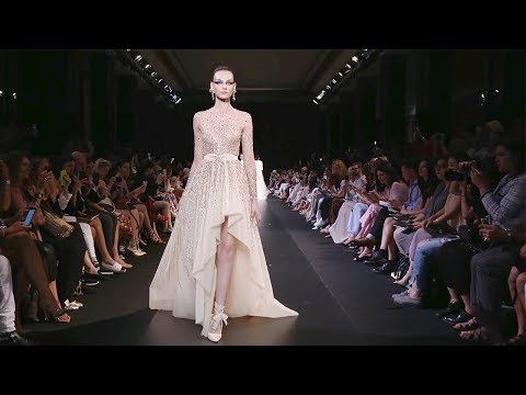 Georges Hobeika | Haute Couture Fall Winter 2018/2019 Full Show | Exclusive