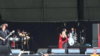 Kontrust - On the run (Metalfest 2012)