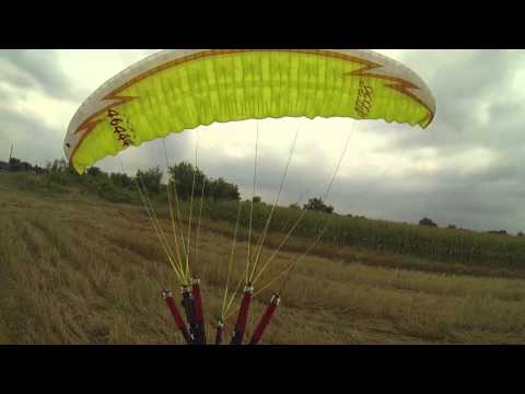 Paramotor Engine Out