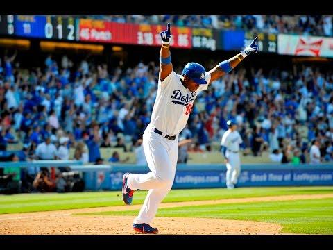 Yasiel Puig | L.A. Dodgers ᴴᴰ