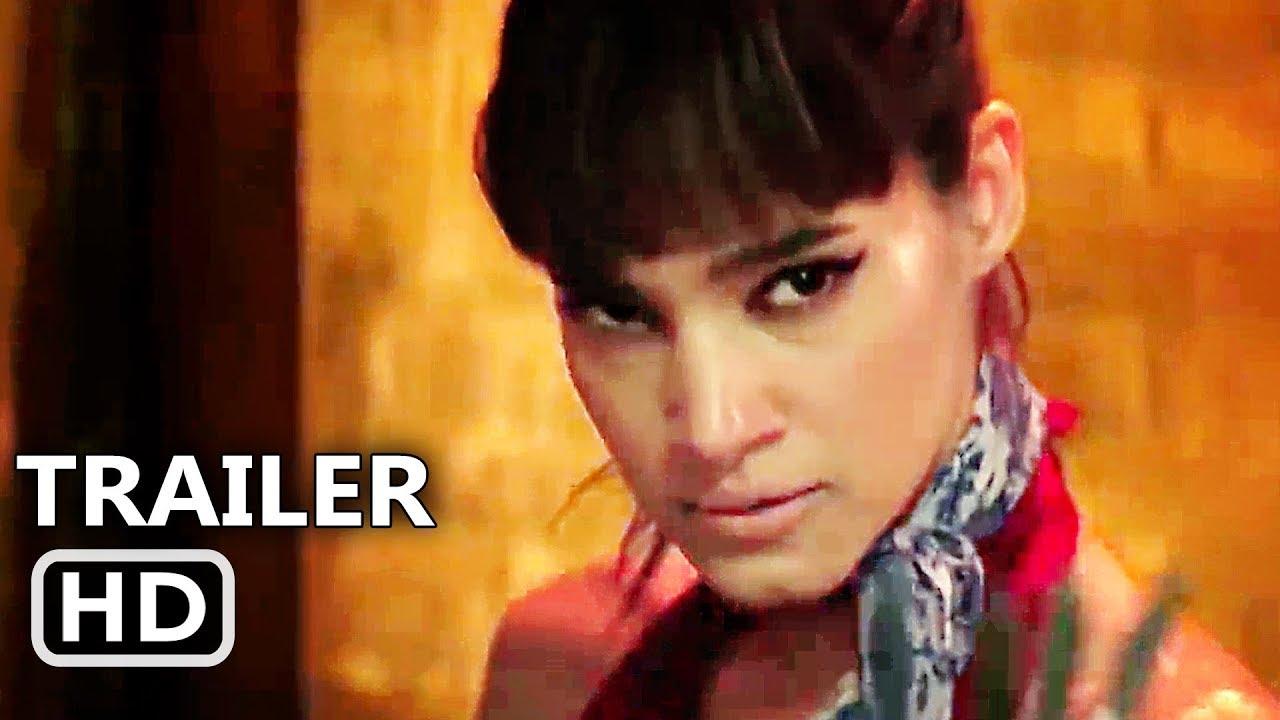 HOTEL ARTEMIS Trailer 2018 Sofia Boutella Jodie Foster Dave Bautista