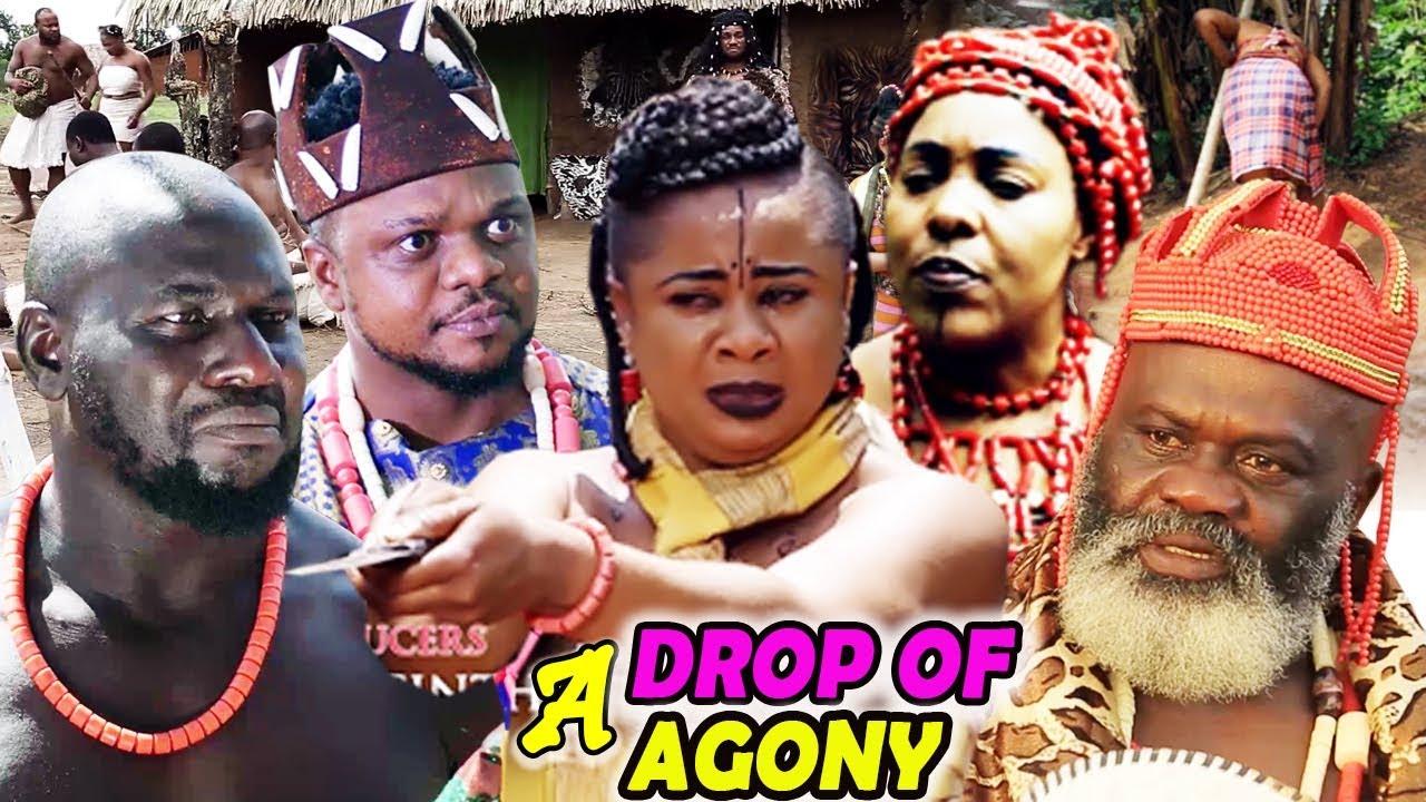 "Download New Movie Alert ""A DROP OF AGONY"" Season 5&6 - (Ken Erics) 2019 Latest Nollywood Epic Movie"