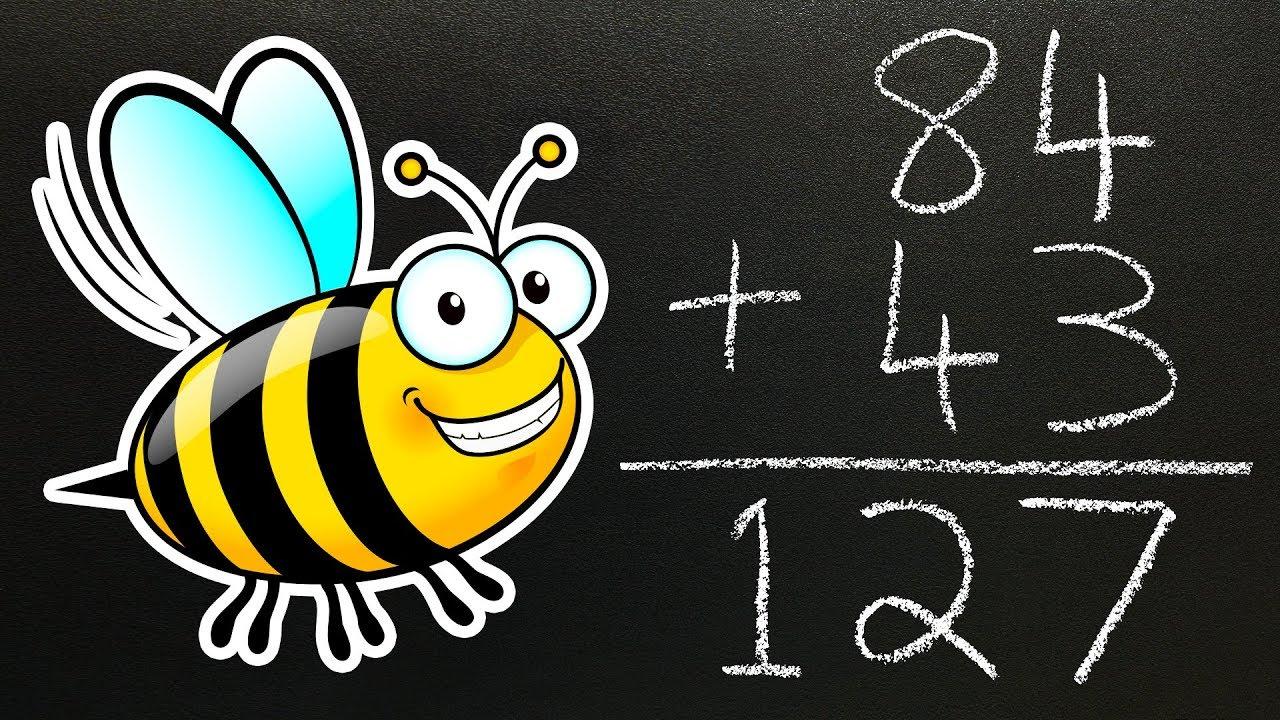 Пчелы умеют считать (и, возможно, лучше вас)