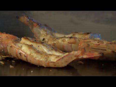 How to make tasty Tiger prawns fry - prawn recipes - master chef cooking - manchatti- tamil recipes