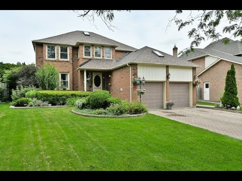 8 Beaumont Dr Ajax Open House Video Tour
