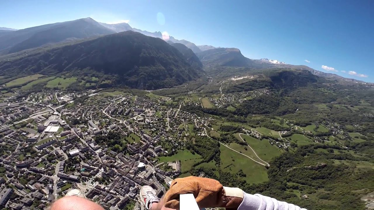 2014 09 13 tandem parapente avec cyrille jarrier saint jean de maurienne youtube. Black Bedroom Furniture Sets. Home Design Ideas