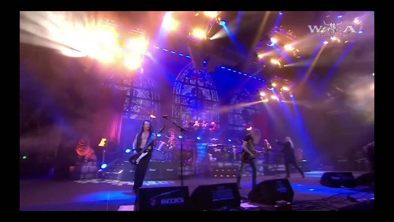 Download Saxon - Crusader (Live At Wacken 2014)