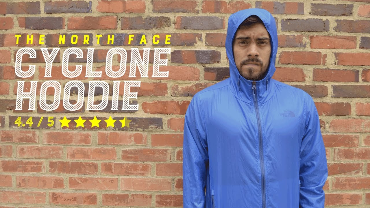 3eb18f626 Reseña | The North Face Cyclone Hoodie Jacket
