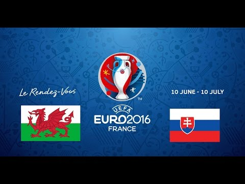 Football report #1   - EURO2016-  Wales vs Slovakia