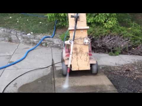 Shrugbot Robot Takes The Boredom Out Of Pressure Washing